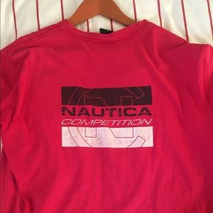 Vintage Nautica Competition Tee